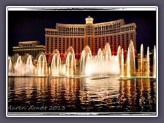 Las Vegas - Bellagio - Hotelarchitektur