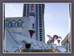 Taj Mahal Casino in Atlantic City New Jersey
