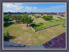 Fort Jefferson - Nationalpark Dry Tortugas