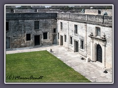 Fort San Marcos in St. Augustine