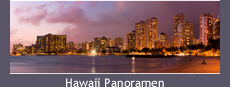 Hawaii Panoramen