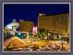 Encore and Wynn am Las Vegas Boulevard