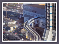 Las Vegas Monorail (MGM Grand to SLS Las Vegas)