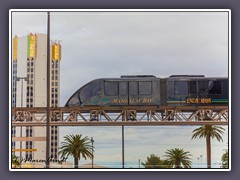Mandalay Bay-Excalibur Tram