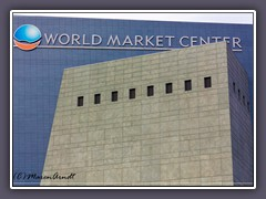 Möbelhaus -  World Market Center Las Vegas, located at 495 Grand Central Parkway