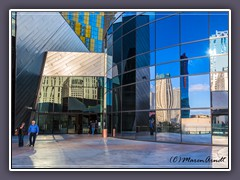 Moderne Architektur - City Center Las Vegas