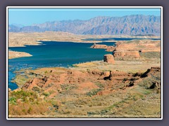 Colorado River - Lake Mead Panorama