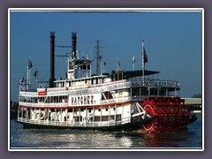 The old Natchez - Steamboat