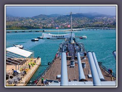 US National Park Pearl Harbour