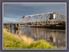Aberdeen - Wishkah River Railroad Bridge