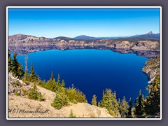 Crater Lake - Oregons einziger National Park