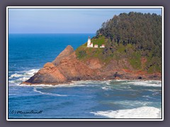 Heceta Head Lighthouse -  Scenic Viewpoint
