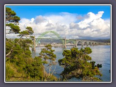 Newport - Yaquina Bay Bridge
