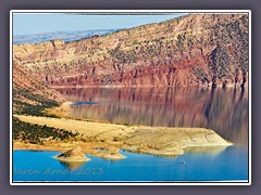 Stausee - Flaming Gorge