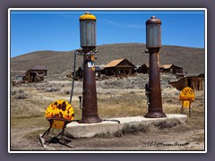 Bodie - Lost Place in California