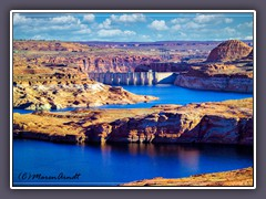 Glen Canyon Damm - Lake Powell