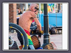 Key West Mallory Square Dezember 2016