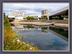 Congresscenter am Spokane River