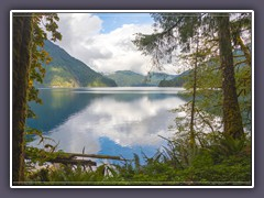 Lake Crescent  - Olympic NP