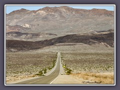 Death Valley - Higway 190