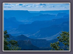 Grand Canyon - Blue