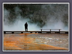 Faszination Grand Prismatic Spring